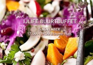 Buurtbuffet 5 nov 2017